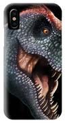 Tyrannosaurus Rex Head IPhone Case