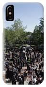University Of Virginia Graduation IPhone Case