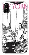 New Yorker September 26th, 2011 IPhone X Case