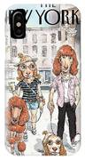 New Yorker June 27th, 2011 IPhone X Case