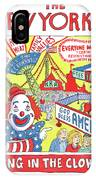 New Yorker September 24th, 2012 IPhone X Case
