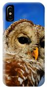Up Here IPhone Case