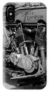 V-twin Engine IPhone Case