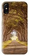 Valiant Trees IPhone Case