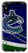Vancouver Canucks Christmas IPhone Case