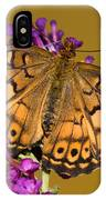 Variegated Fritillary IPhone Case
