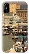 Victoria And Albert Waterfront IPhone Case
