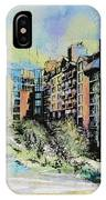 Victoria Art IPhone Case