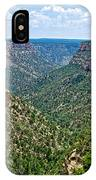 View From Sun Temple In Mesa Verde National Park-colorado  IPhone Case