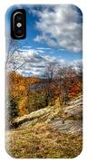 View From The Eagle Bay Rocks IPhone Case