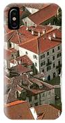 View Of Kotor Town In Montenegro IPhone Case