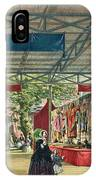 View Of The India Section Of The Great IPhone Case