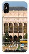 Vigado Concert Hall In Budapest IPhone Case