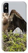 Vultures With Full Crops IPhone Case