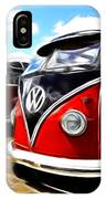 Vw Micro Bus IPhone Case