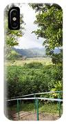 Wailua Valley State Wayside IPhone Case