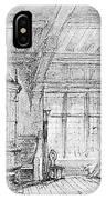 Weber Der Freischutz, 1821 IPhone Case