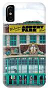Welcome To The Asbury Park Boardwalk IPhone Case