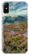 Welsh Mountains IPhone Case