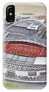 Wembley Stadium IPhone Case