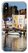 Weymouth In The Water IPhone Case