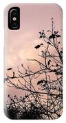 When The Lights Are Down IPhone Case