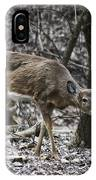 White-tail Deer IPhone Case