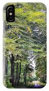 Whitwell Wood IPhone Case