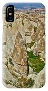 Who Lives Here In Cappadocia-turkey  IPhone Case