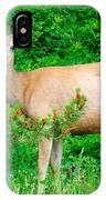 Wild Deer IPhone Case