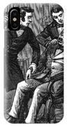 William T.g. Morton IPhone Case