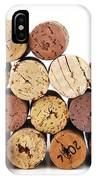 Wine Corks IPhone Case