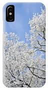 Winter Landscape IPhone Case