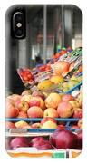 Winter Market IPhone Case