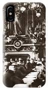 World War I Paris, 1919 IPhone Case