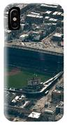 Wrigley Field From The Air IPhone Case