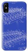 Xylophone Patent 1949 IPhone Case