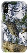 Night Heron  IPhone Case
