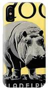 Zoo Poster C1936 IPhone Case