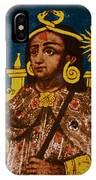 Atahualpa, Last Emperor Of The Incan IPhone Case