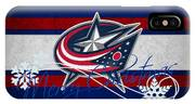 Columbus Blue Jackets IPhone Case