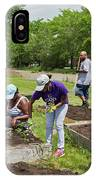 Community Gardening IPhone Case