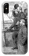 Edward Vii (1841-1910) IPhone Case