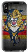 Florida Panthers IPhone Case
