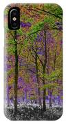 Forest Art IPhone Case