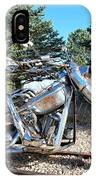 Freedom Biker. IPhone Case
