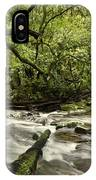 Jungle Stream IPhone Case