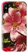Rose Parade  IPhone Case
