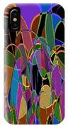 1009 Abstract Thought IPhone Case