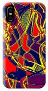 1010 Abstract Thought IPhone Case